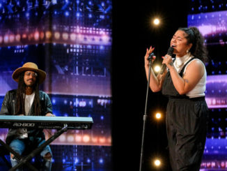 """AMERICA'S GOT TALENT -- """"1604"""" -- Pictured: Brooke Simpson -- (Photo by: Trae Patton/NBC)"""