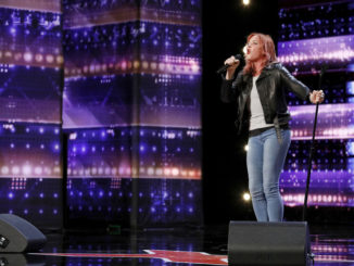 AMERICA'S GOT TALENT -- Episode 1603 -- Pictured: Storm Large -- (Photo by: Trae Patton/NBC)