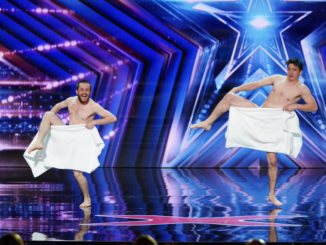 AMERICA'S GOT TALENT -- Episode 1602 -- Pictured: Les beaux Freres -- (Photo by: Tyler Golden/NBC)