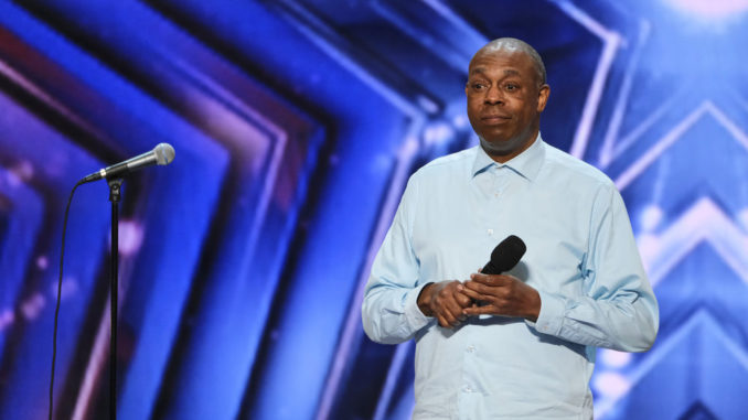 AMERICA'S GOT TALENT -- Episode 1607 -- Pictured: Michael Winslow -- (Photo by: Trae Patton/NBC)
