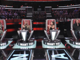 The Voice 21 First Look with Ariana Grande