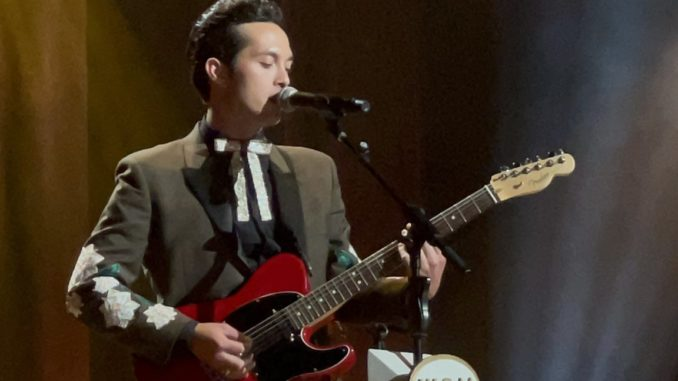 Laine Hardy Opry Debut