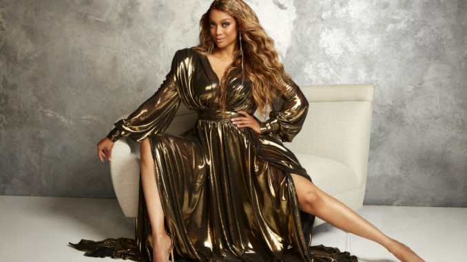 """DANCING WITH THE STARS - ABC's """"Dancing With The Stars"""" stars Tyra Banks. (ABC/Laretta Houston)"""