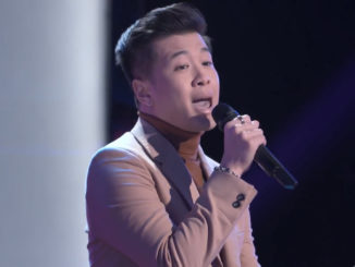 The Voice 21 Vaughn Mugol Blind Audition