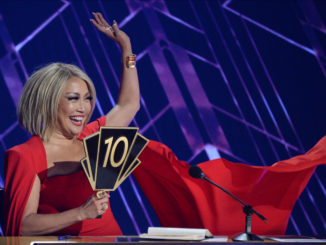 Dancing with the Stars Carrie Ann Inaba 10