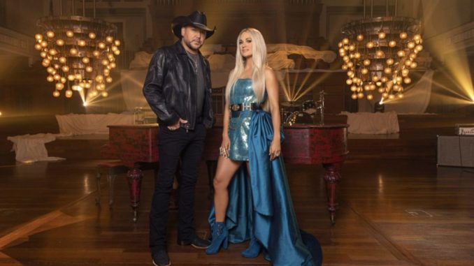 Carrie Underwood Jason Aldean If I Didn't Love You Music Video