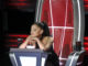 """THE VOICE -- """"Blind Auditions"""" Episode 2102 -- Pictured: Ariana Grande -- (Photo by: Trae Patton/NBC)"""