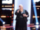 """THE VOICE -- """"Blind Auditions"""" -- Pictured: Holly Forbes -- (Photo by: Tyler Golden/NBC)"""
