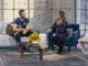 THE KELLY CLARKSON SHOW -- Episode 1003 -- Pictured: (l-r) Chris Martin, Kelly Clarkson -- (Photo by: Weiss Eubanks/NBCUniversal)