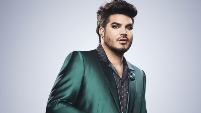 CLASH OF THE COVER BANDS -- Season 1 Gallery -- Pictured: Adam Lambert -- (Photo by: Tommy Garcia/E! Entertainment)