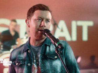 Scotty McCreery Damn Strait Kelly Clarkson Show