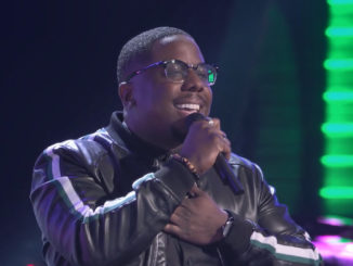 The Voice 21 Blind Audition Aaron Hines