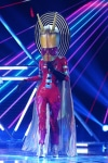 """THE MASKED SINGER: Alien in the """"All Together Now"""" episode of THE MASKED SINGER airing Wednesday, Feb. 13 (9:00-10:00 PM ET/PT) on FOX. © 2019 FOX Broadcasting. Cr: Michael Becker / FOX."""
