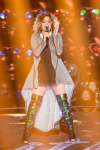 "THE FOUR: BATTLE FOR STARDOM: Challenger Whitney Reign performs in the ""Week Seven"" episode of THE FOUR: BATTLE FOR STARDOM airing Thursday, July 26 (8:00-10:00 PM ET/PT) on FOX. CR: Ray Mickshaw / FOX. © 2018 FOX Broadcasting Co."